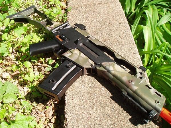 Gun Camo