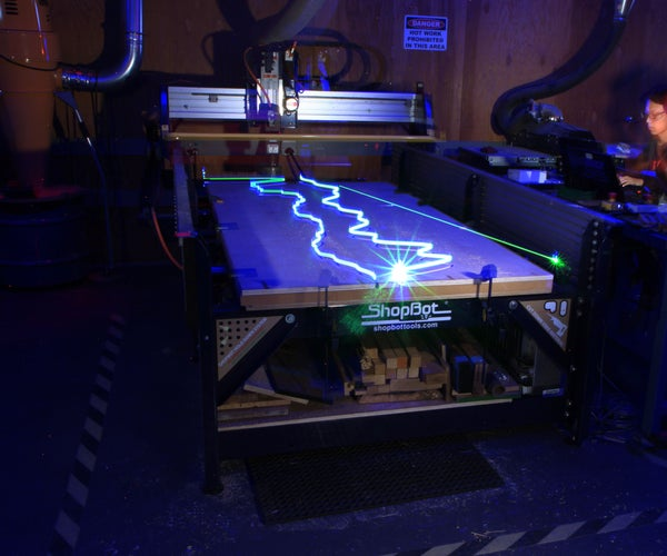 WaveTable: a Table Cut From Radio Waves or Sound Waves Using Real Augmented Reality Haptics