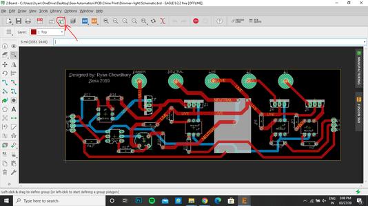 PCB Designing Using Eagle Cad (Part - 5)