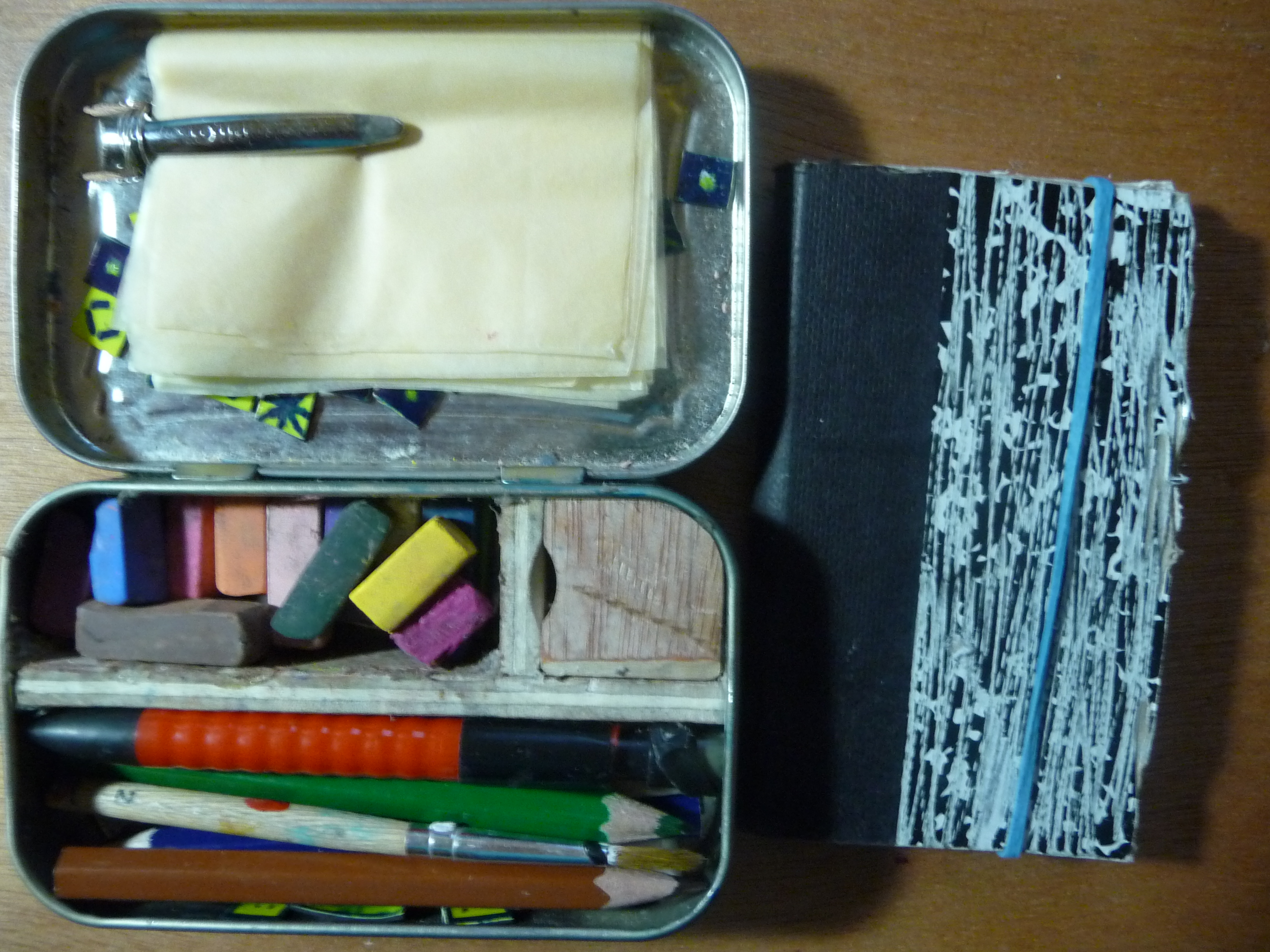 Pocket Sized Sketch Kit