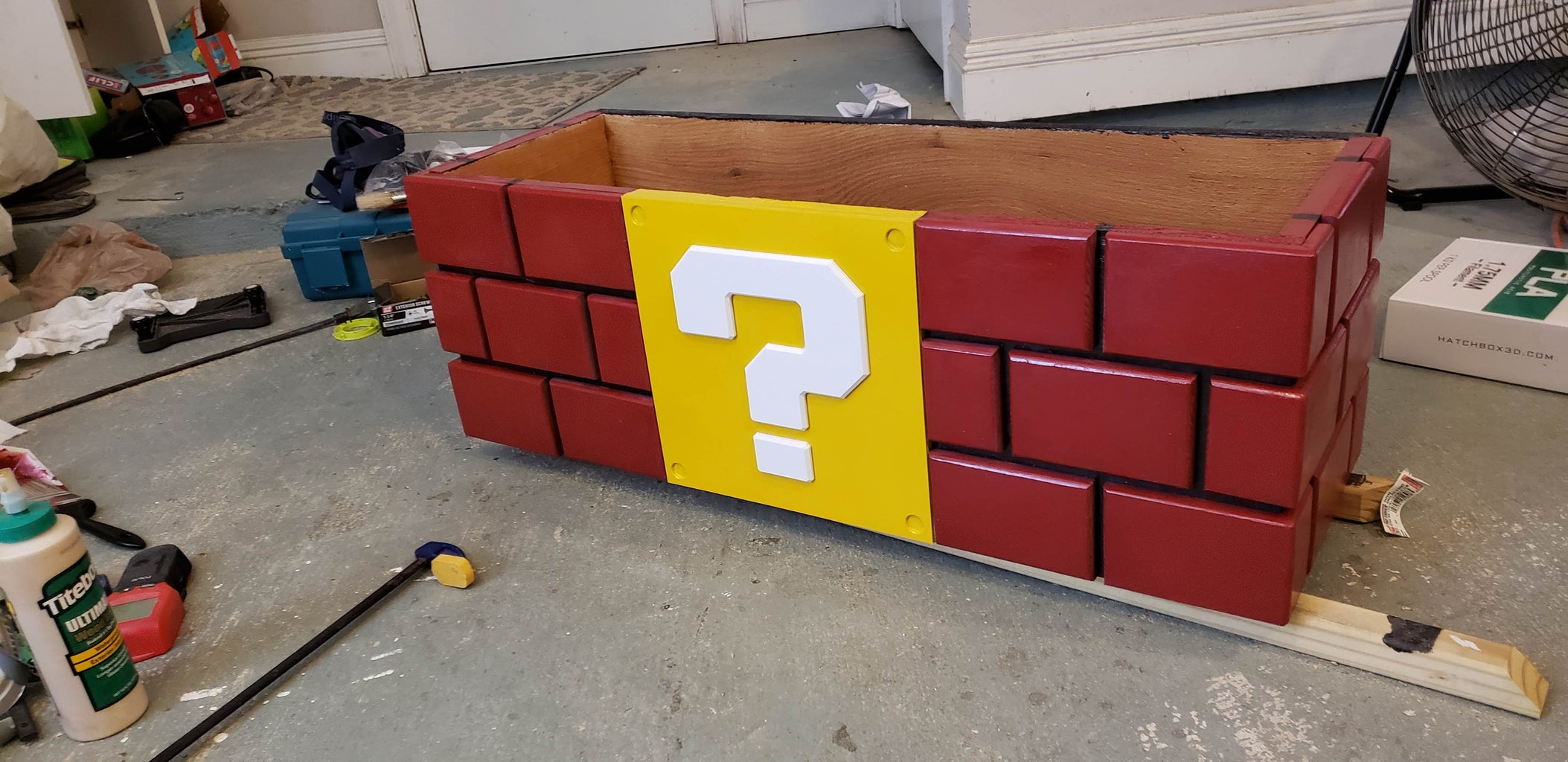 Attaching the Question Block