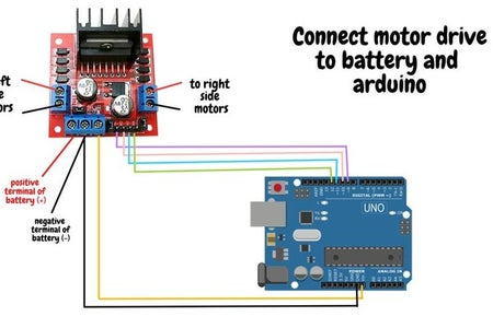 Step 3: Connect the DC Motor