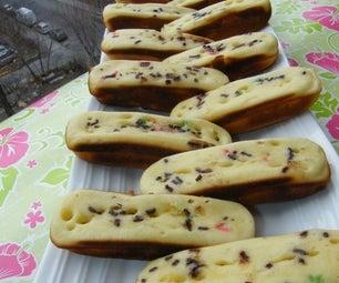 Pukis (Coconut Milk Cakelets)