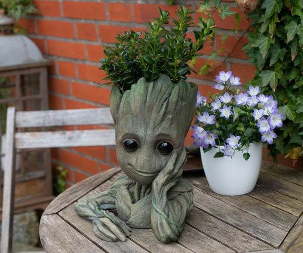 Self-Watering Groot Planter