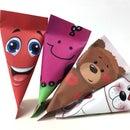 Cajas de papel para regalos