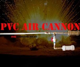 PVC Launcher/cannon