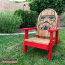 How to Make a Star Wars Chair