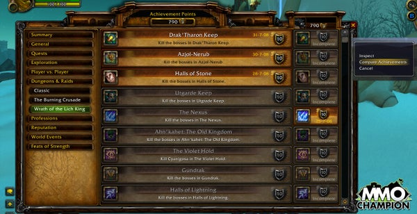 """How to Complete the WoW """"Going Down?"""" Achievement"""