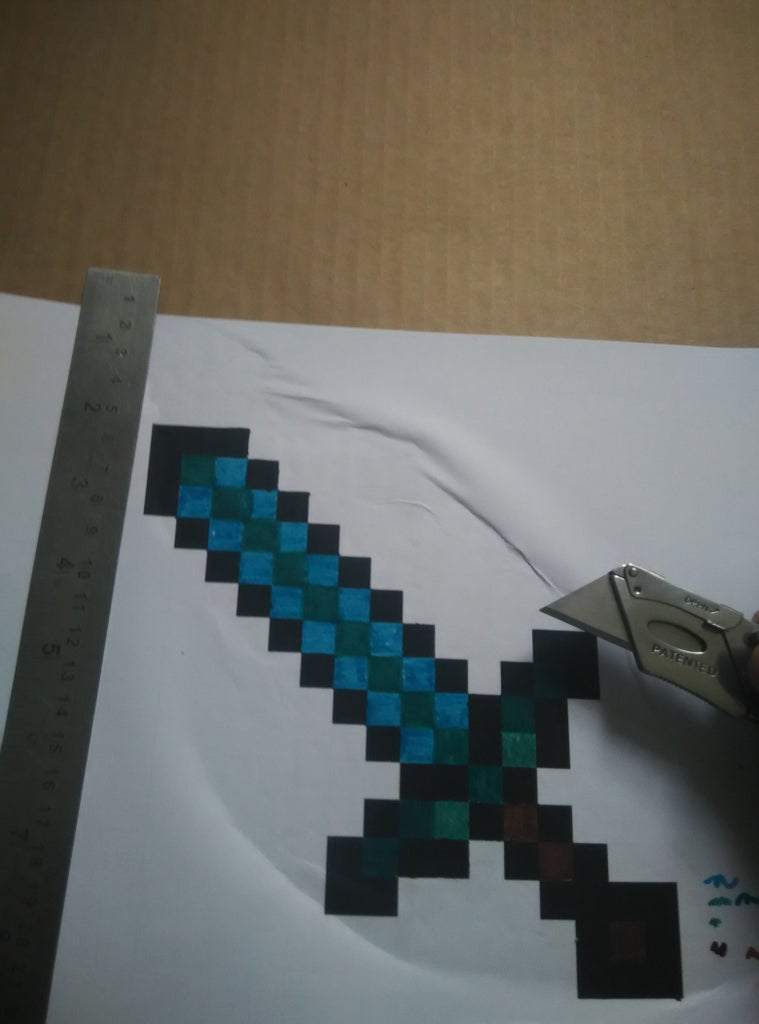 Part 1: Cutting the Sword