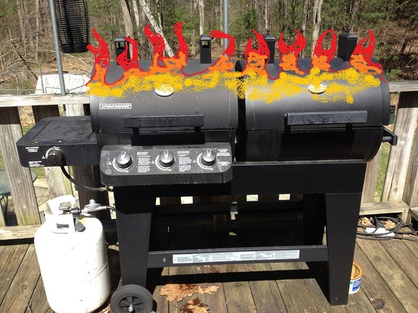 Prevent a Fire! Spring Clean Your Grill!