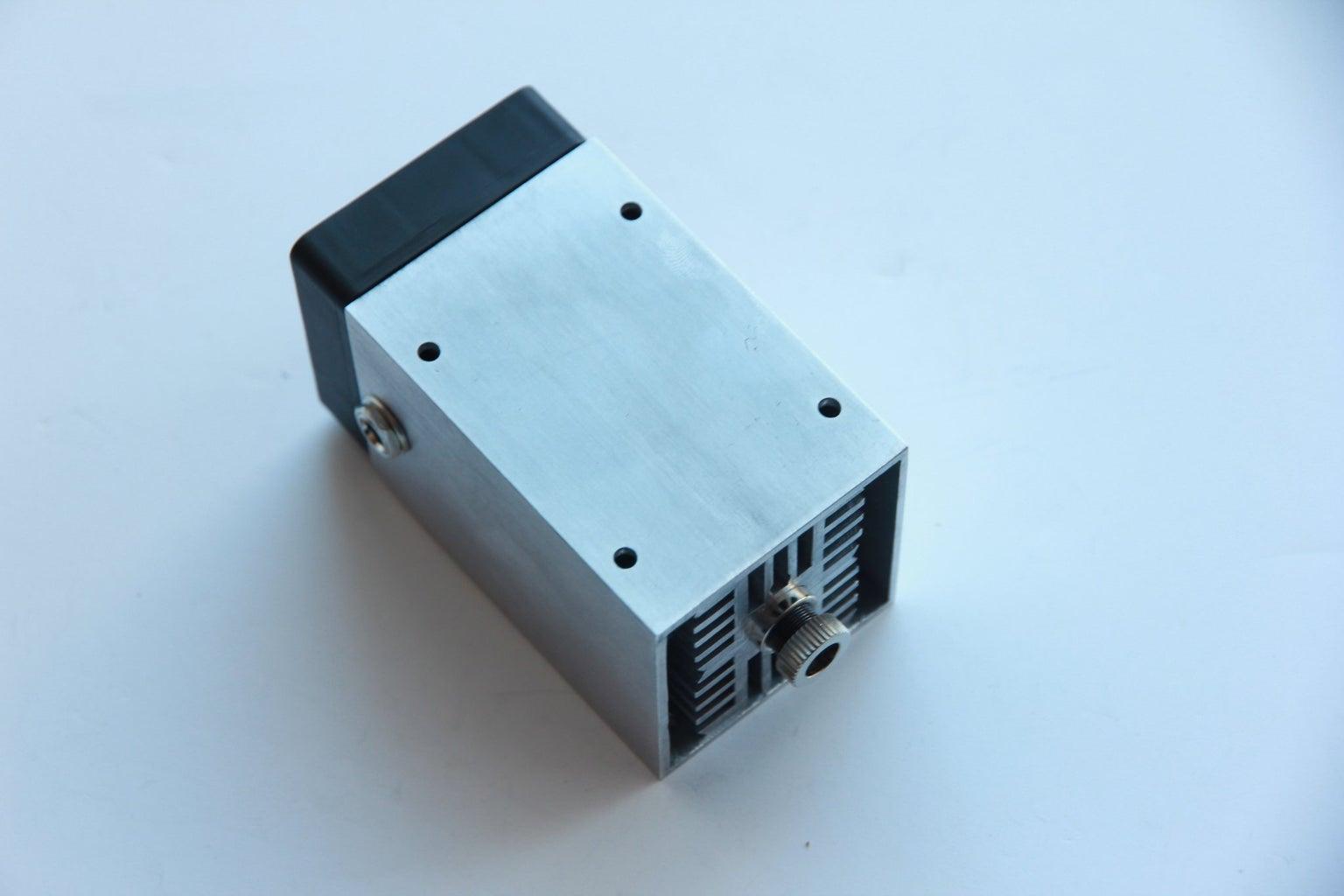 Assembling an Endurance 10w Laser Kit