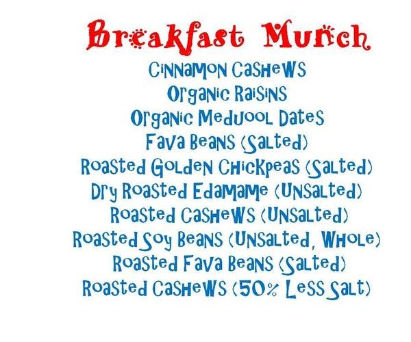Breakfast Munch