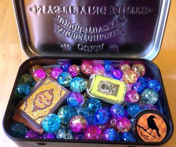Wunderkammer: Tiny Treasure Tin
