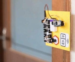 DIY Touch-less Doorbell