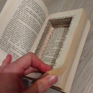 How to Make a Secret Hollow Book