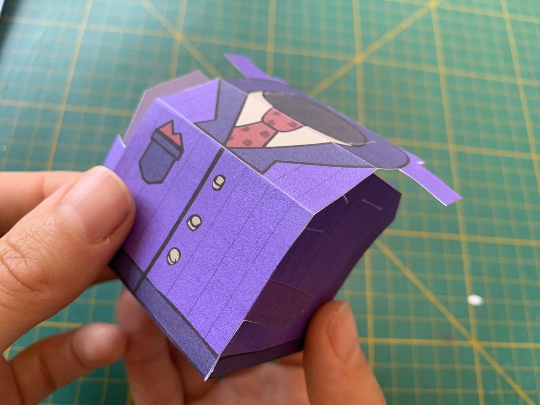 Pre-folding the Torso