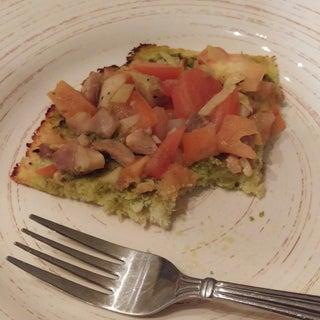 Cauliflower Pizza Bottom