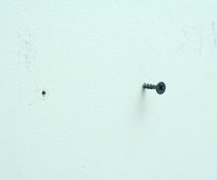 Patch a Screw Hole