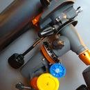 Telescope motorization (focus + orientation)