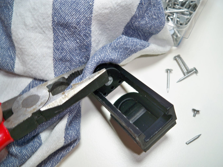 Preparing the Printed Parts