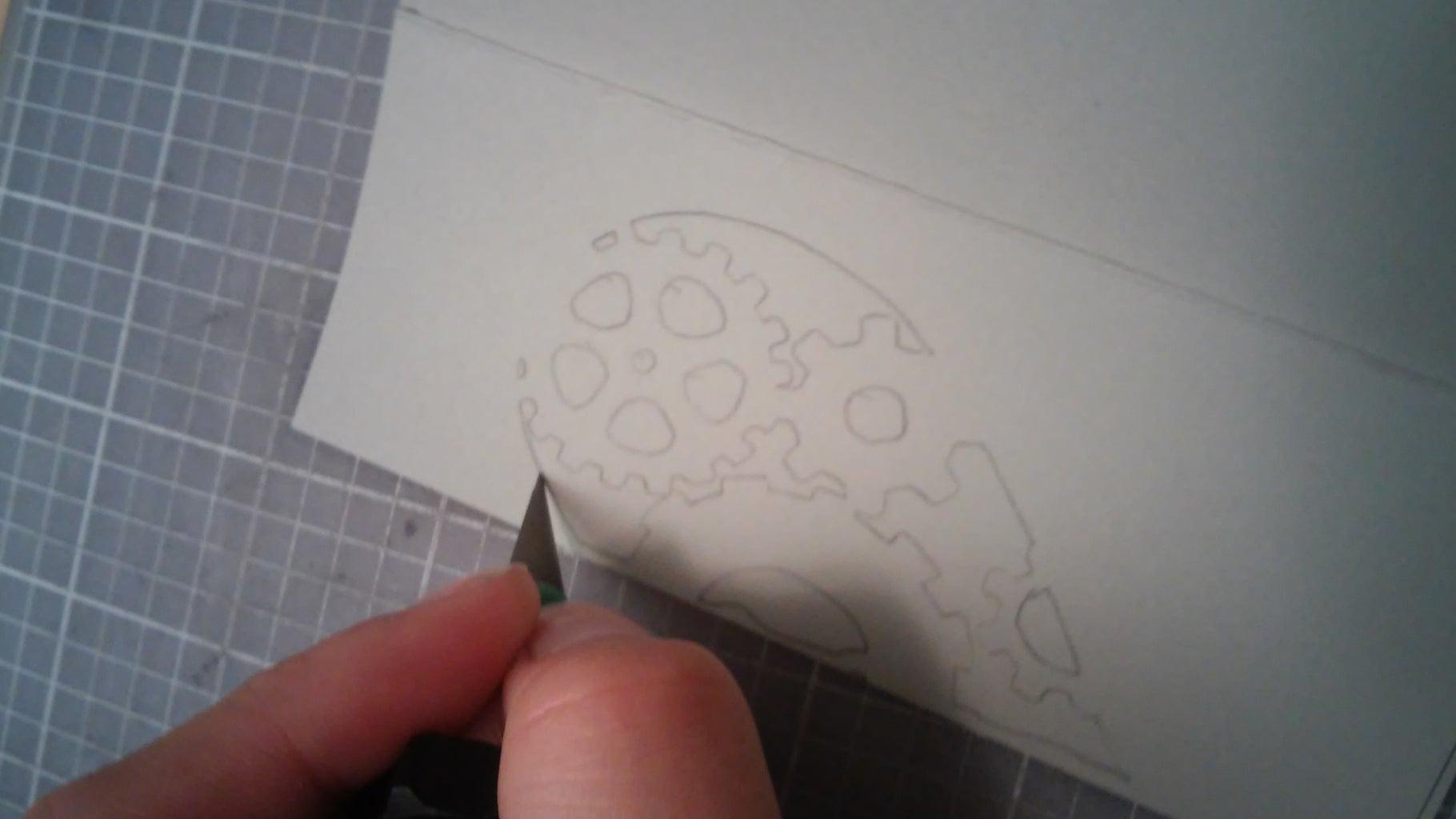 Cut Out Design
