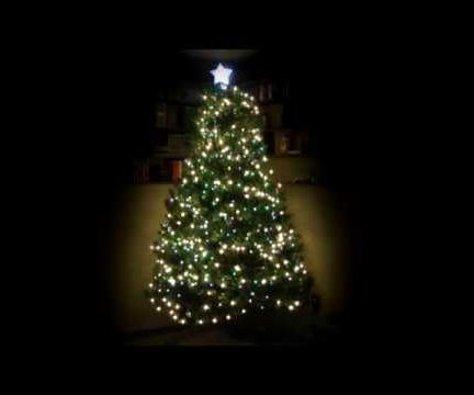 Raspberry Pi Christmas Tree Light Show