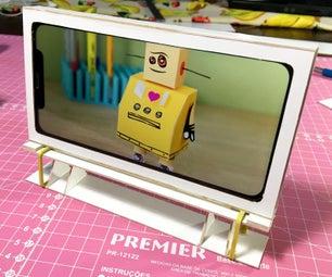 DIY Paper Smartphone Holder