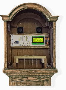 "Arduino ""Atomic"" Grandfather Clock"