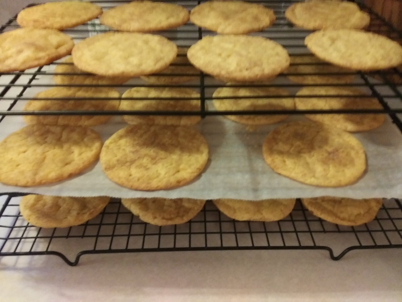Cooling the Cookies