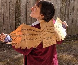 纸袋鸟翅膀