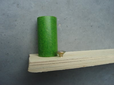 Making the Bending Tool or Coiling Mandrel