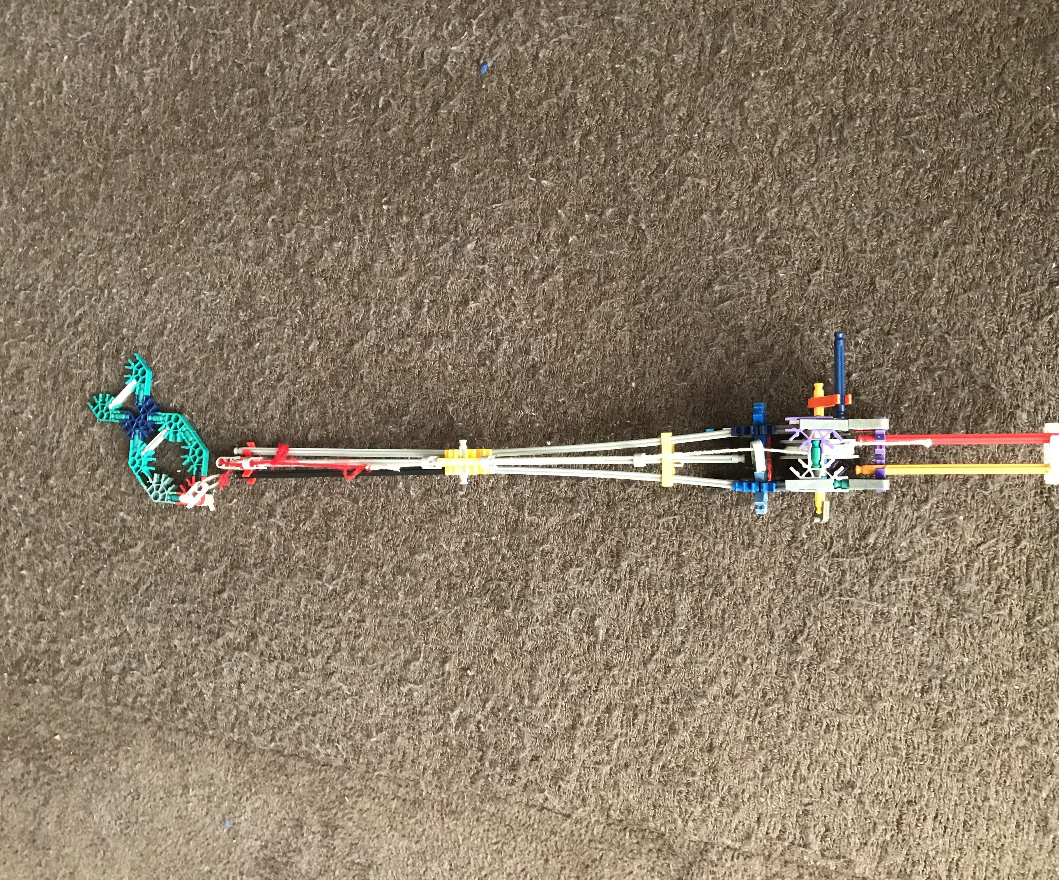 Knex Fishing Rod