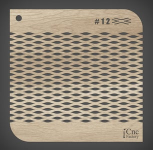 Patterns Collection - for Bending Rigid Materials