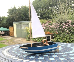 Pop Pop Steam Boat Update 01/09/2021 Dinghy STL added.