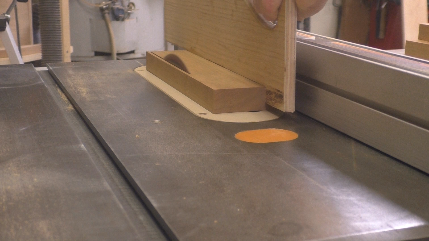 """Cut the Boards to a 3"""" Width"""