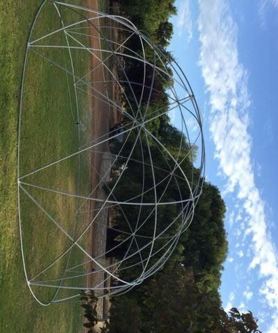 Star Dome - a Fast and Easy Geodesic Dome