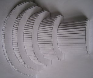How to Build a Paper 'kirigami' Tower