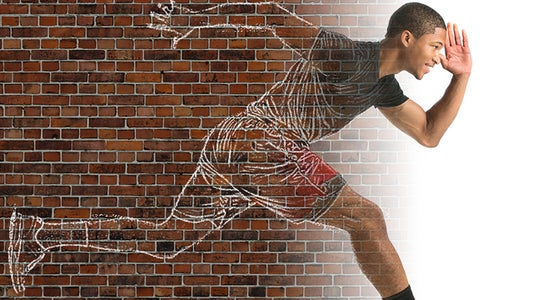 Transform Someone Into a Huge, White Chalk, Wall Drawing in Photoshop