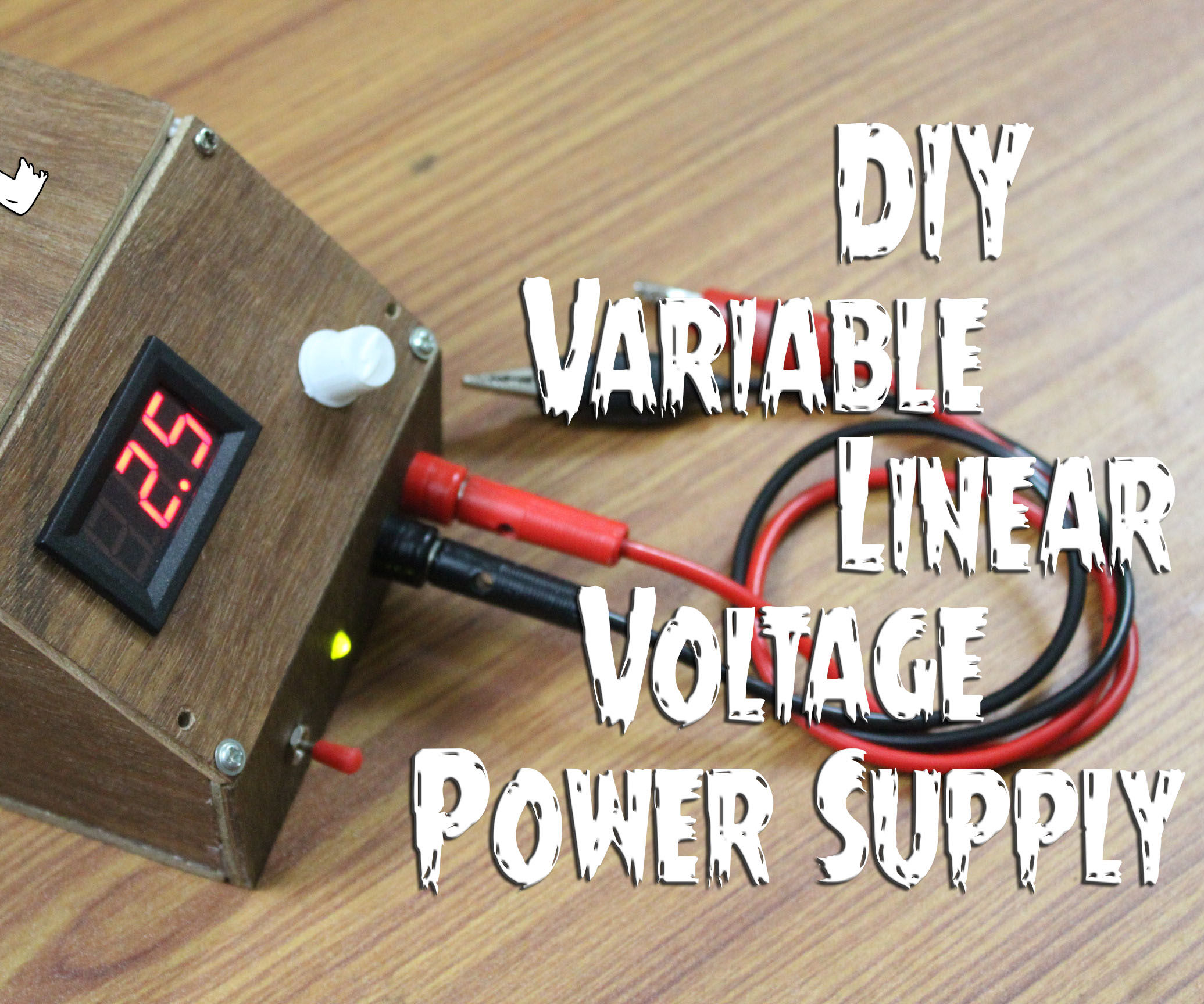 DIY Variable Linear Voltage Power Supply -Part 2