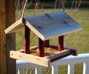 Simple Bird Feeder