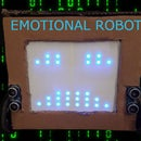 THE EMOTIONAL OBSTACLE AVOIDING ROBOT