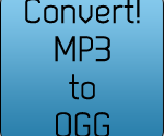 Convert a MP3 to a OGG File