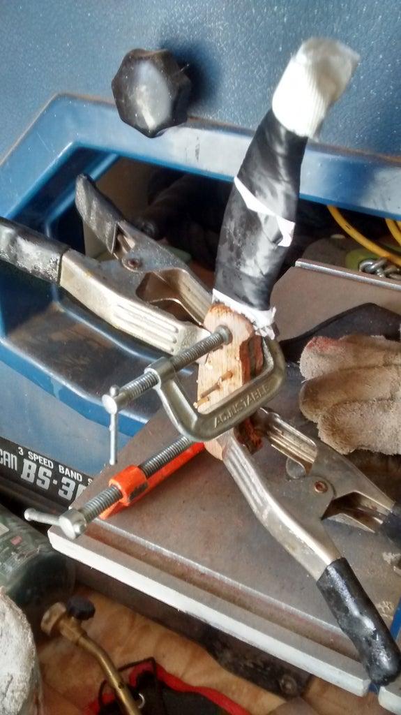 Glue Handle Scales
