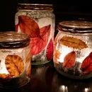 Cozy Fall/autumn Lanterns