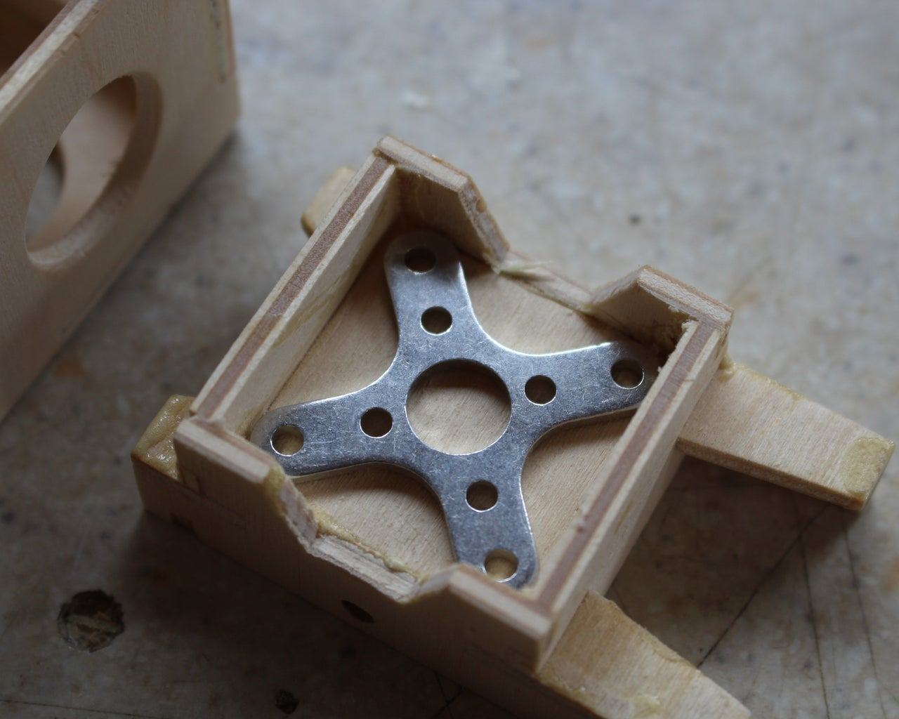 Gluing the Bits Together.