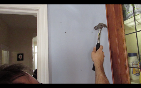 Adding the Fittings and Hanging the Board
