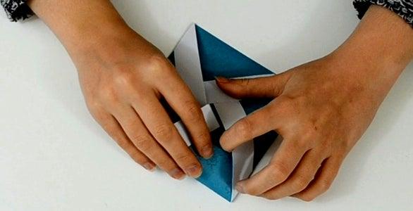 Close the Card.