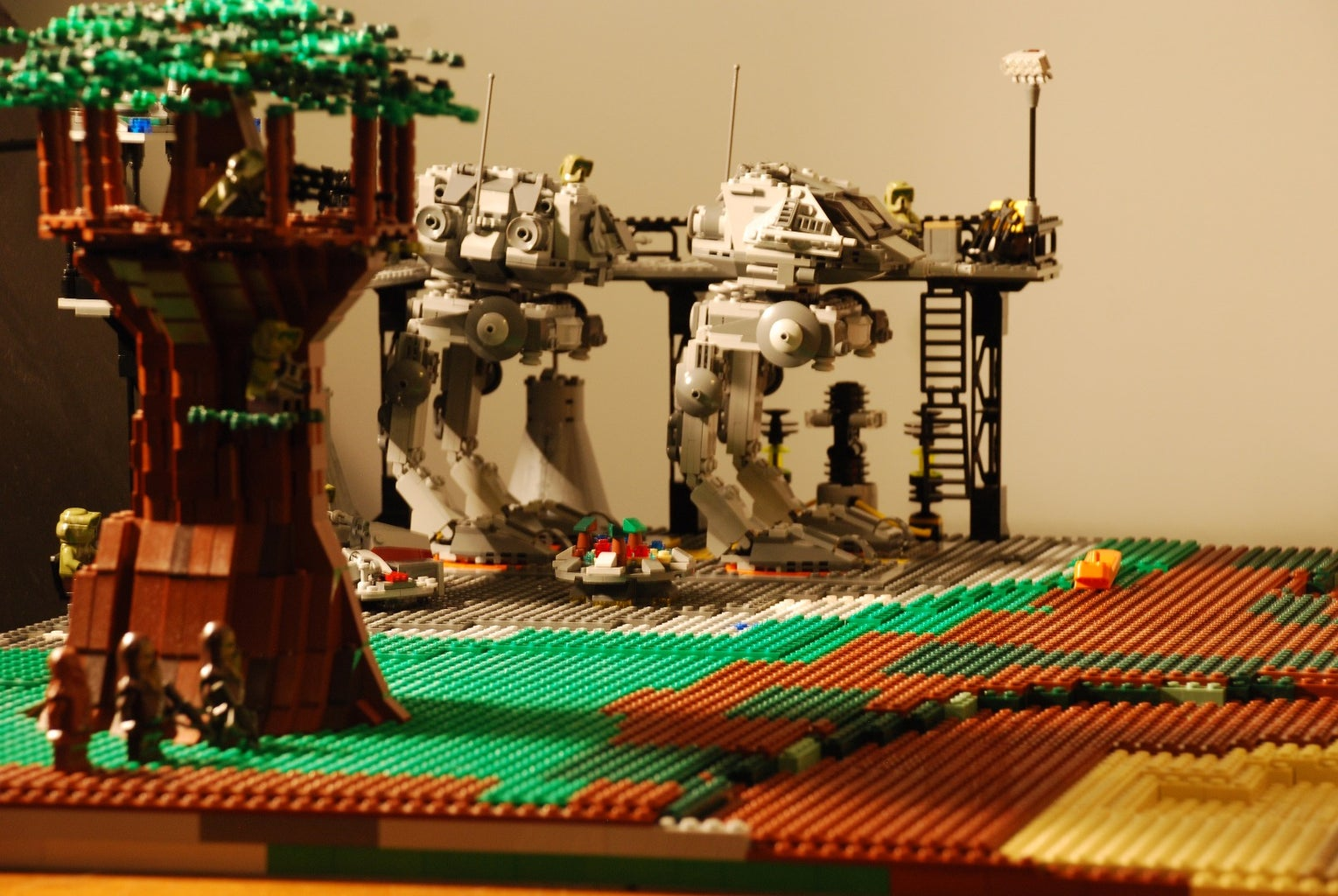 Building the Outpost