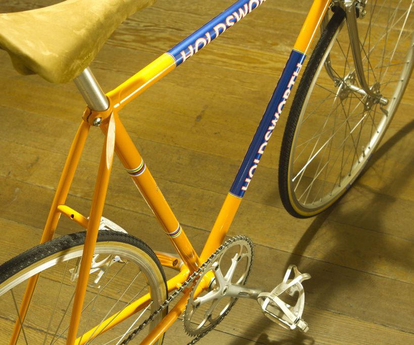 My Holdsworth