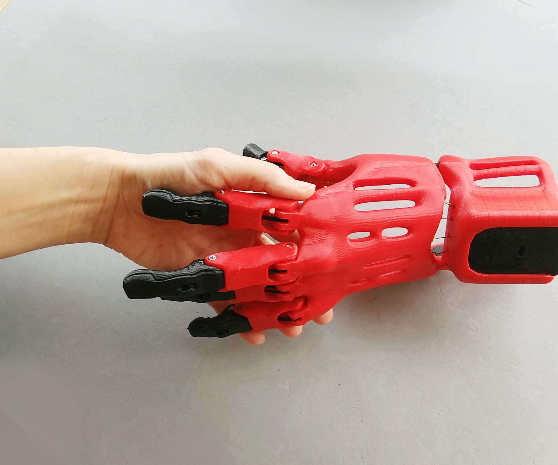 Prothestic Hand